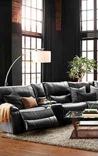 Cool Sectional Sofas American Signature Creativecarmelina Interior Chair Design Creativecarmelinacom